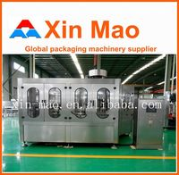 High Quality Automatic Fruit Juice Washing/Filling/Capping Machine