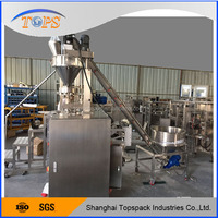 Tea Bag Packing Machine With Filling And Feeding Machine