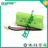 battery brands one wheel electric scooter 2.4v 600mah battery