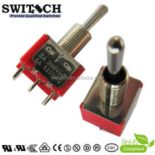 Waterproof Toggle Switch Panel with Competitive Price On Off 250V 25A Toggle Swiches