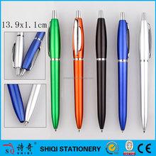 matallic good quality plastic pen