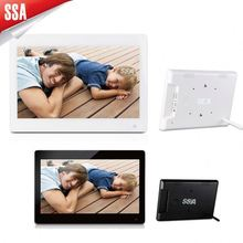 14 inch High resolution digital photo frame with full function AD playing 1280*800