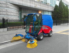 small street sweeping machine