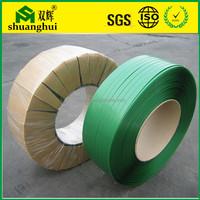 Alibaba China Guangzhou plastic company wholesale polyester pet plastic strap