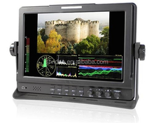 """10"""" fully Featured Camera-Top Monitor with Composite, Component, SDI"""