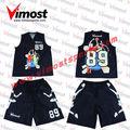 Cheap custom dry fit baloncesto uniformes / camisas nuevo diseño