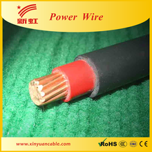 Fireproof electrical wire