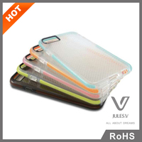 Jules.V Tough Armor Silicone Lighter Phone Cases For iPhone 6/6 Plus