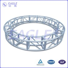 high quality aluminum circular or curved truss for sale