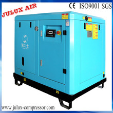 High Efficiency Energy Saving 90kw Direct Variable Frequency Screw Air Compressor