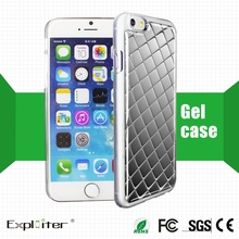 The newest custom fashion style silicone cell phone cover