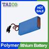 Storage 7.4v Battery 1300mah Intelligent Cleaner Lipo Battery Pack