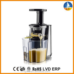 2015 fashion Hot selling fruit and vegetable stand juicer