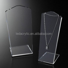 Acrylic Jewellery Retail Display Earring Stand Fixture
