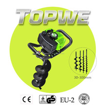 TOPEWE 52cc Ground Hole Drilling Machines/Digger