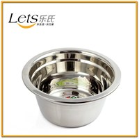 Yiwu Market Many Size Stainless Steel Metal Wash Basin