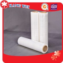 high quality hot sales plastic wrap pallet stretch lldpe film grade