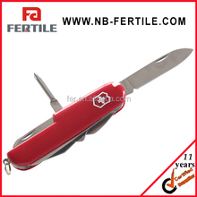 YYL 125653 MULTI-FUNCTIONAL FOLDING KNIFE folding pocket knife/folding knife with bottle opener/folding cutter knife