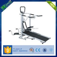 2015 china supplier fitness Manual treadmill cross trainer