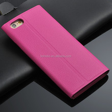 best rate durable leather cell phone cases for i6P