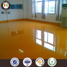 Epoxy Gold Paint For Floor Decoration