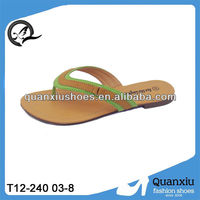 High quality sandalias 2013 woman slippers wholesale online