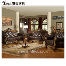 Factory Price top leather sofa brands