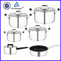 kitchen safe hotel stainless steel hand pan