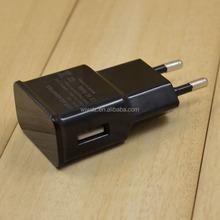 2015 Hot Sale China Factory Wholesale 5V 1A Universal Micro USB Super Fast Travel Adapter Plug Korea