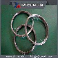 Best price anodized titanium wire