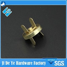 14mmx3.5mm gold Magnetic button N35 magnet ring