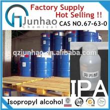 Alcohol isopropílico( ipa) 99% contenido amoniocas.: 67-63-0