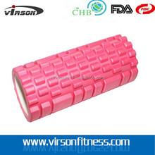 Yoga & Pilates Type High EVA Hard Grid Foam Roller
