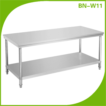 commercial stainless steel tables 2