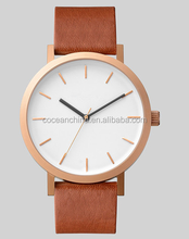 2015 new design mens big watch