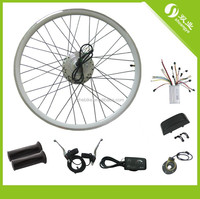 250w 36v electric bicycle conversion kit LCD display electric motor