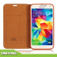 Genuine Leahter Case For Galaxy Note 4