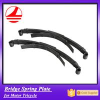 Chongqing Factory cg150CC spring plate electric rickshaw spare parts