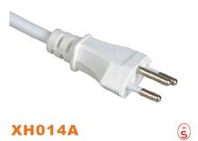 Swiss 3 pin power plug
