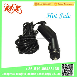 high quality car cigarette lighter jumper cable connect to car battery