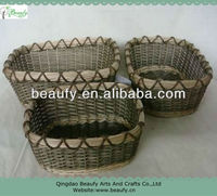 Large Oval Wholesale Willow Basket