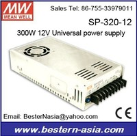 12volt smps for industrial Meanwell SP-320-12