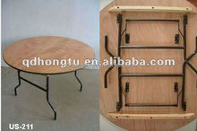 fold in half round folding picnic tables