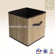 wholesale rectancular handmade storage trunk