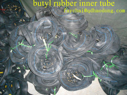 Motorcycle Inner Tube/butyl and natural rubber 250/275-18 Valve TR4