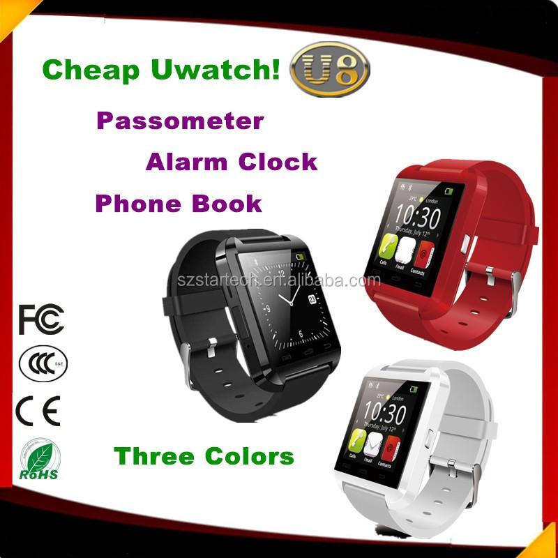 Hotselling Smart Watch Cheap Paypal, Bluetooth Watch