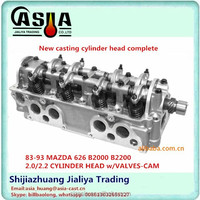 Cylinder Head assembly FE/ F8 F850 10100F for Mazda 626/929/E1800