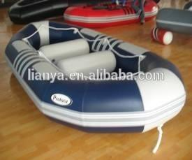 cina liya10 persone gonfiabile rafting barca fiume barca a motore elettrico
