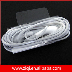 Real Original for Apple iPhone 5 Earphone with Remote and mic