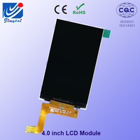 4.0 inch with Capacitive Touch Panel 480*(RGB)*800 lcd screen manufacturer